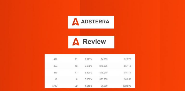 my honest adsterra review