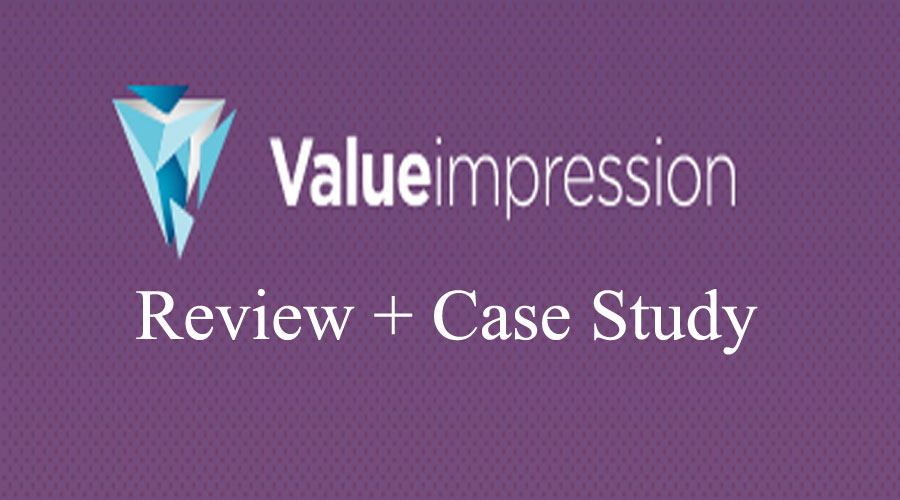 my honest review and case study on valueimpression